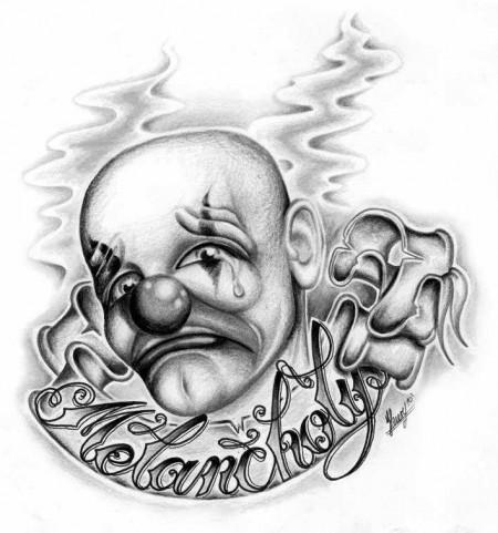 Clown Tattoo Designs on 132117 131407663587861 100001558842945 206254 2157833 O Jpg